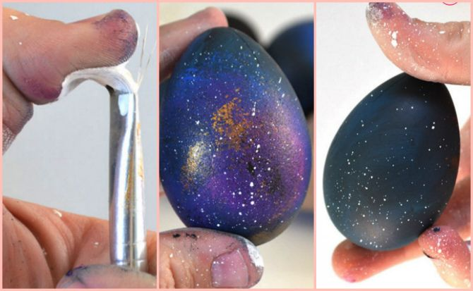 яйца на паску