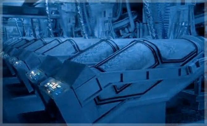 криокамеры в антарктиде