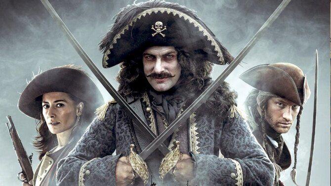 фільми про піратів