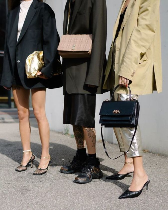 модные тенденции 2020 обувь