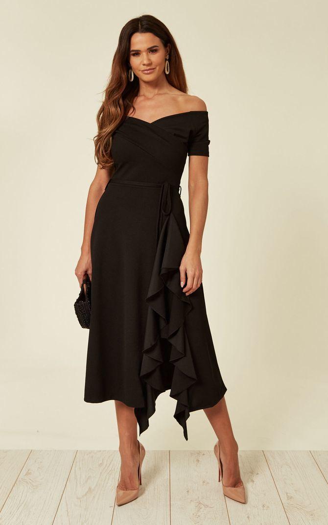 летние платья миди