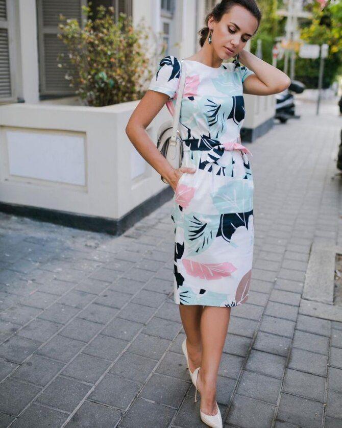 Час розквіту і оновлення: мода весна-літо 2021 для жінок за 40 7
