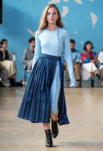 Встречаем по одежке: модные луки и новинки – 2020, идеи, фото 4