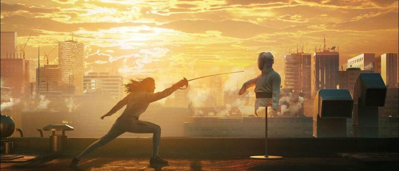 Спортивна драма «На вістрі»: перший російський фільм про фехтування
