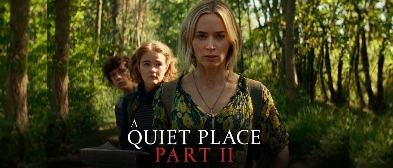 Хоррор «Тихе місце 2»: хочеш тут вижити – не шуми