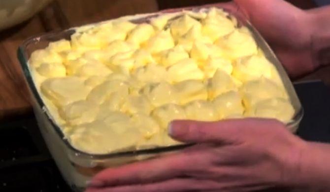 тирамису рецепт в домашних