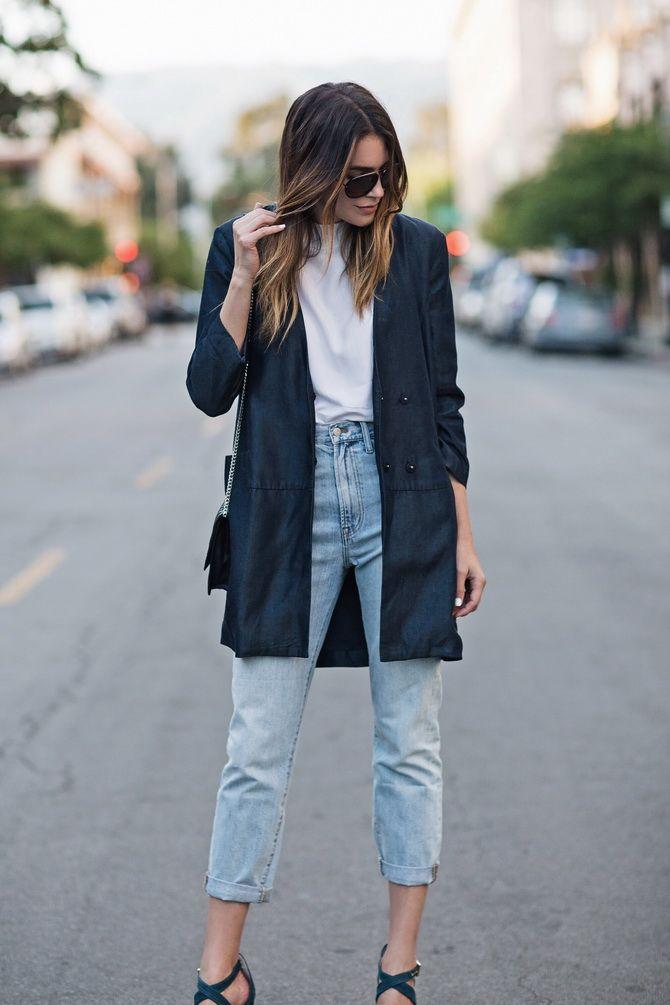 джинсы момы женские