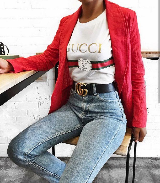 укороченные модели джинсов