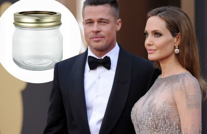 Брэда Питт и Анджелина Джоли