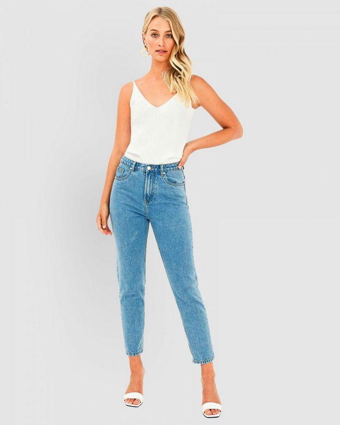 чем отличаются джинсы бойфренды