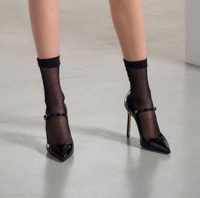 модная женская обувь 2020