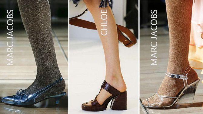 лучшие модели женских туфлей на низком каблуке