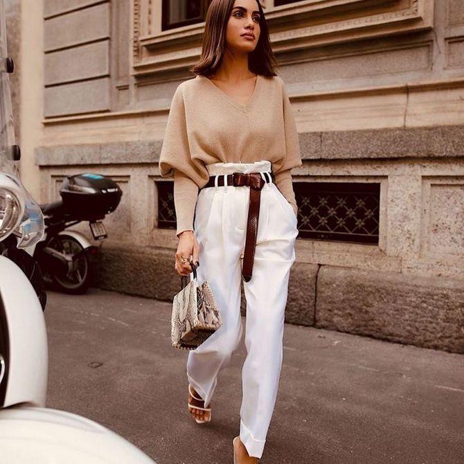 джинсы слоучи с чем носить весной