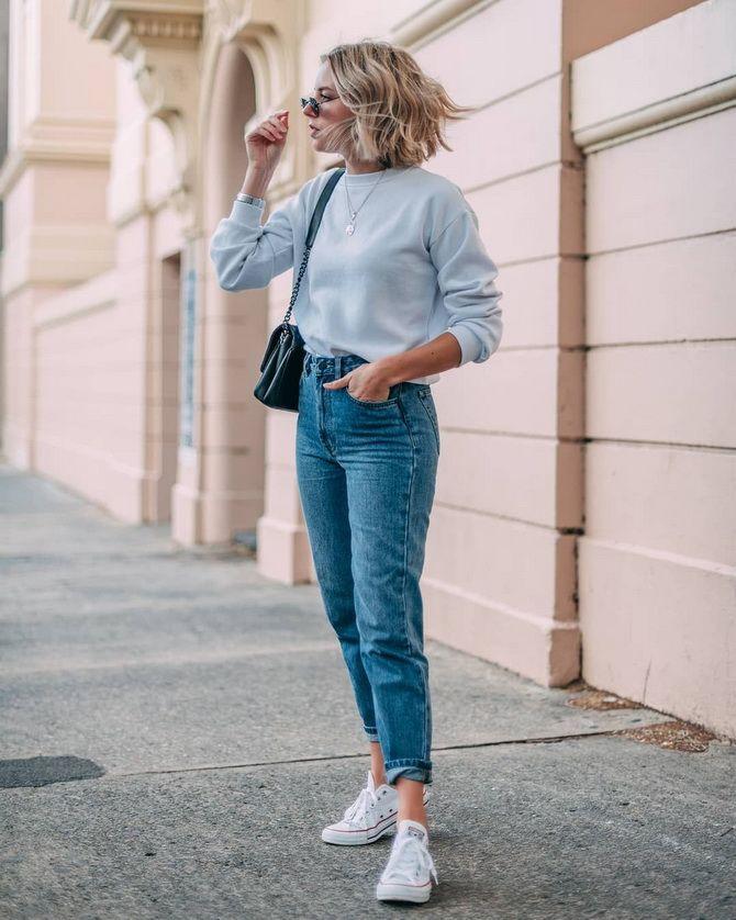 джинсы момы женские фото