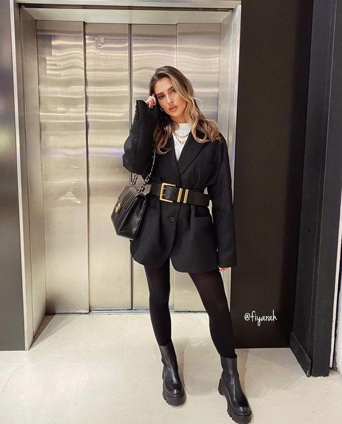 костюмы женские удлиненный пиджак