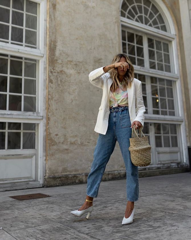 слоучи джинсы 2020