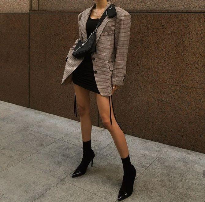 пиджак женский удлиненный 2020