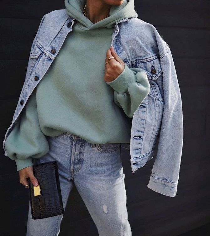 чем джинсы бойфренды отличаются от мом джинсов