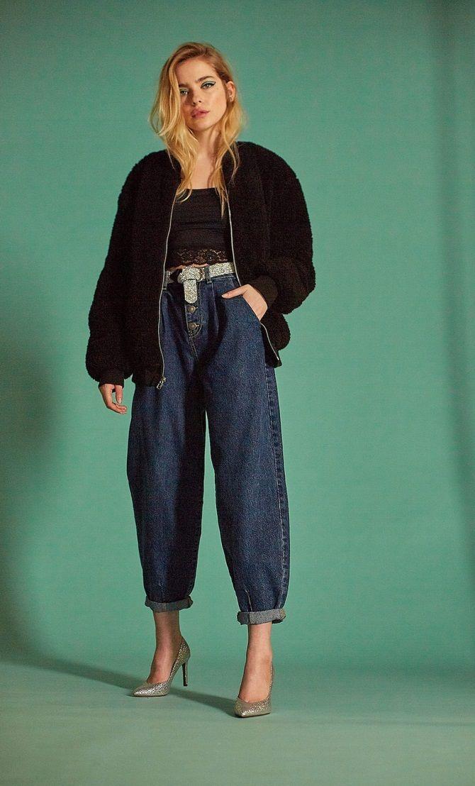 Что такое джинсы слоучи