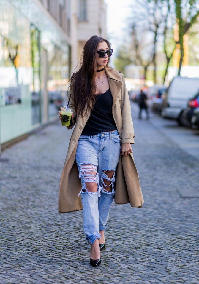 джинсы бойфренды женские 2020