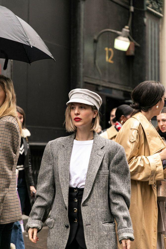 Модные кепки