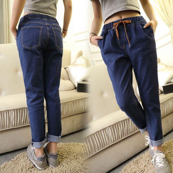 З чим носити джинси-банани в 2021 році: 45 модних ідей 45