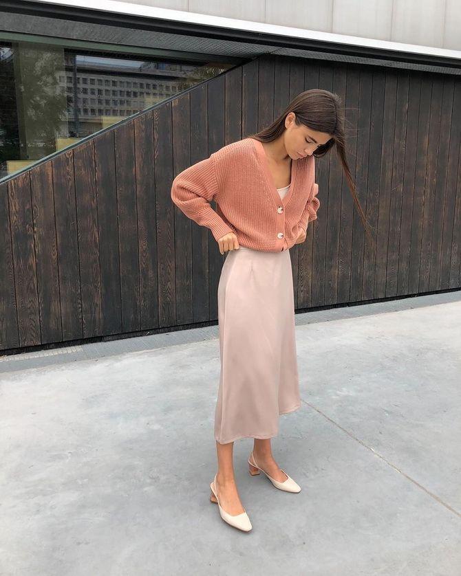 летние юбки миди
