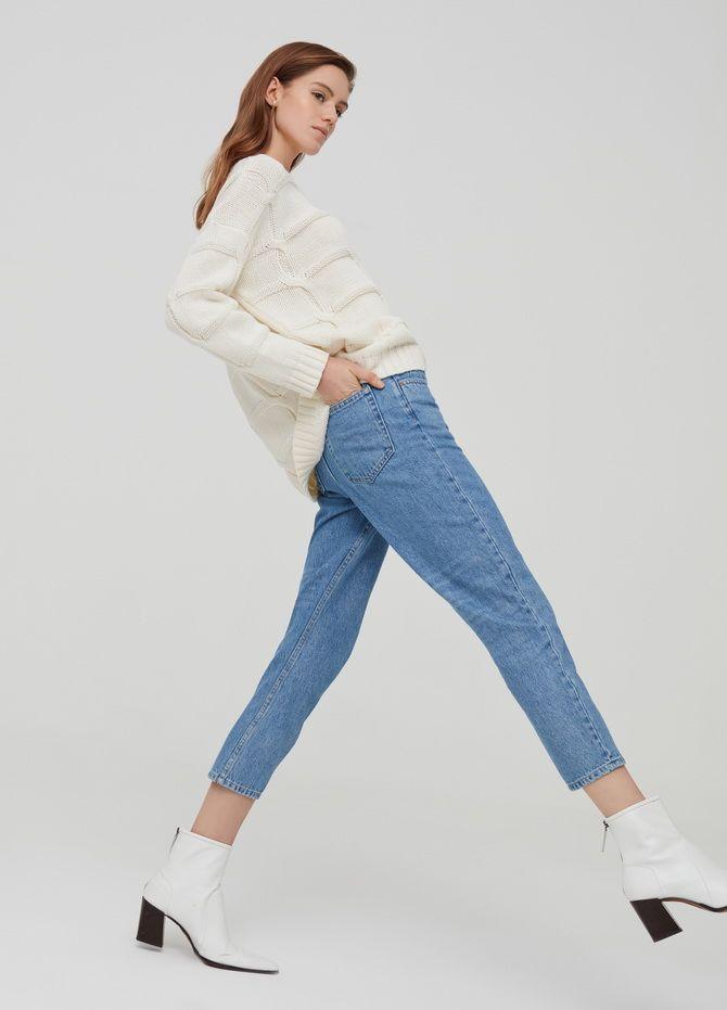бойфренды джинсы женские с чем носить фото