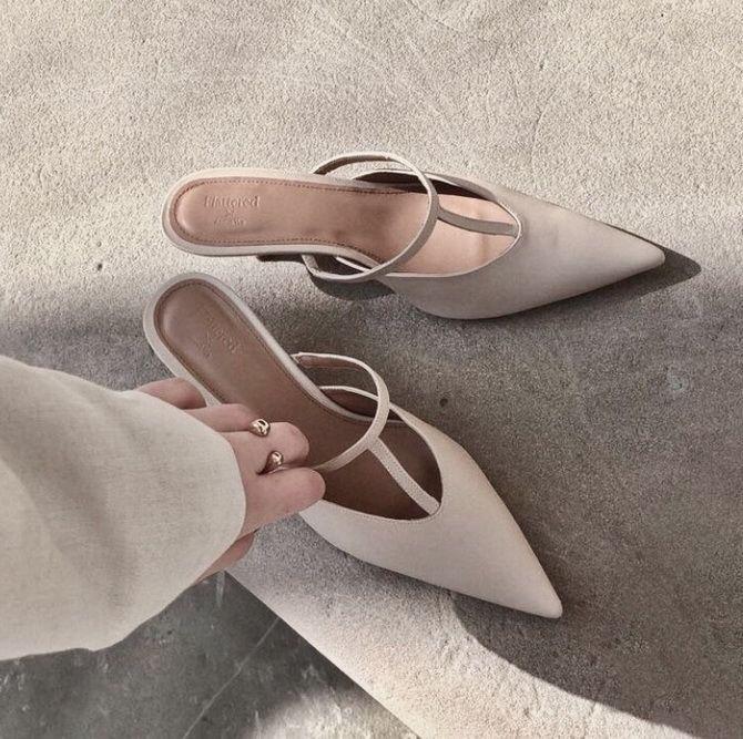 женская обувь 2020 тренды