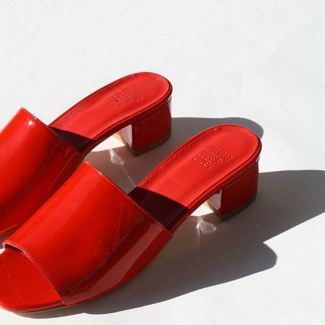мода 2020 женская обувь весна