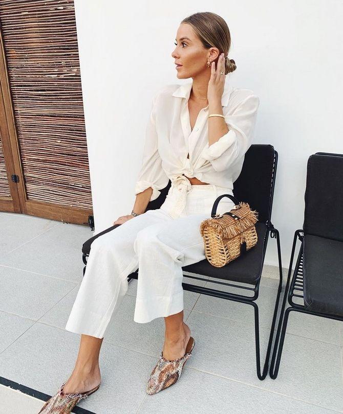 модная обувь лето 2020 женская