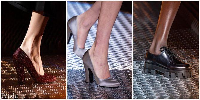 модные женские туфли 2020