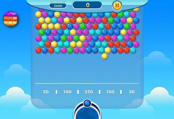 игра Bubble Shooter Arcade