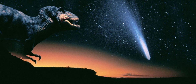 З'явилась нова теорія про причину вимирання динозаврів