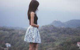 юбка трапеция