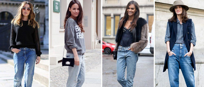 Дівчатам сподобається: джинси бойфренди 2020 року – з чим і куди носити