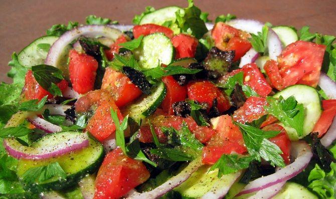 Салат по-испански