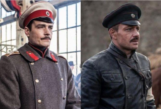 Максим Матвєєв та Кирило Гребенщиков