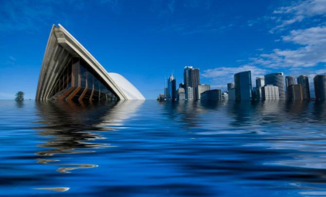 Підвищення рівня моря