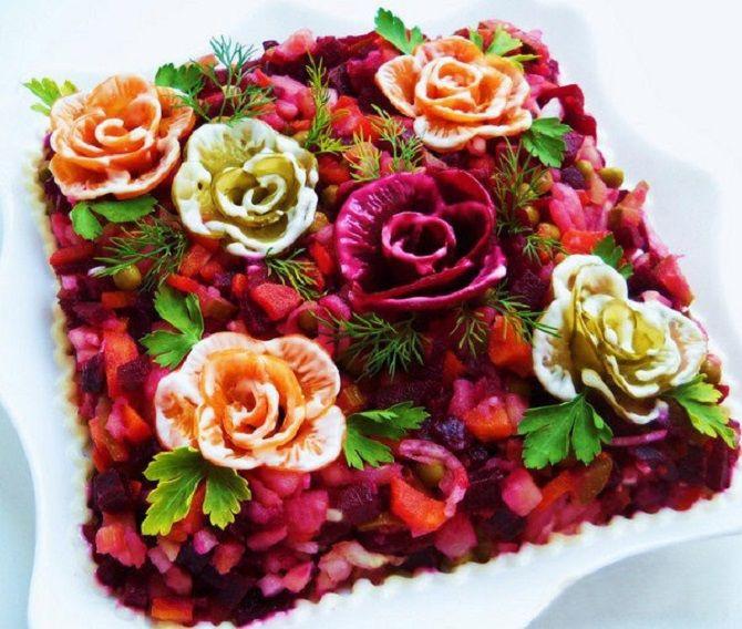 Святкові салати нашвидкуруч