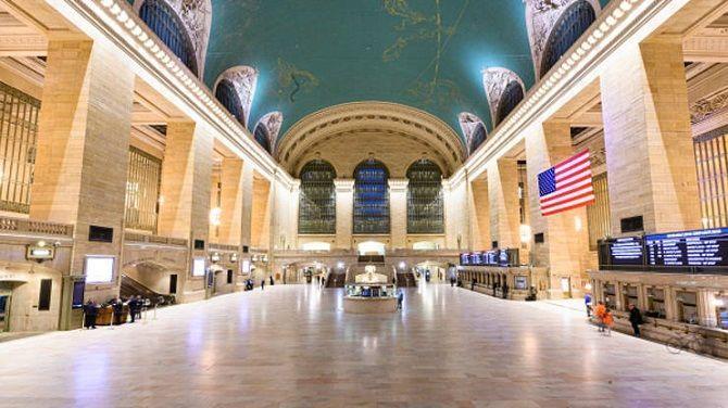 Центральний вокзал Нью-Йорка