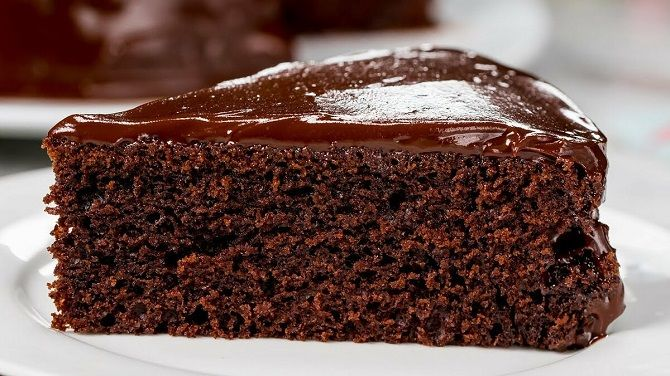 Турецкий шоколадный пирог