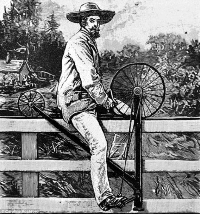 Заборовелосипед