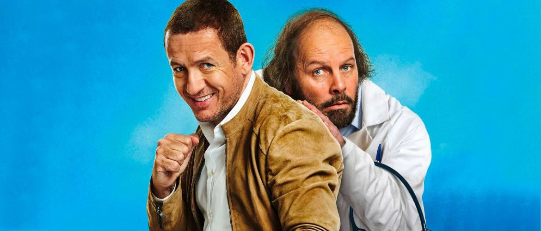 Французька комедія «Агент «Лев»: хто він – професіонал чи аферист?