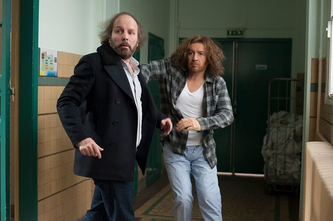 Фильм Агент «Лев» 2020 (Le lion):
