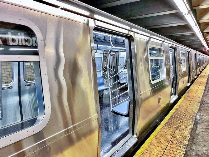метро США