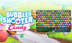 Игра Bubble Shooter Candy - играть онлайн