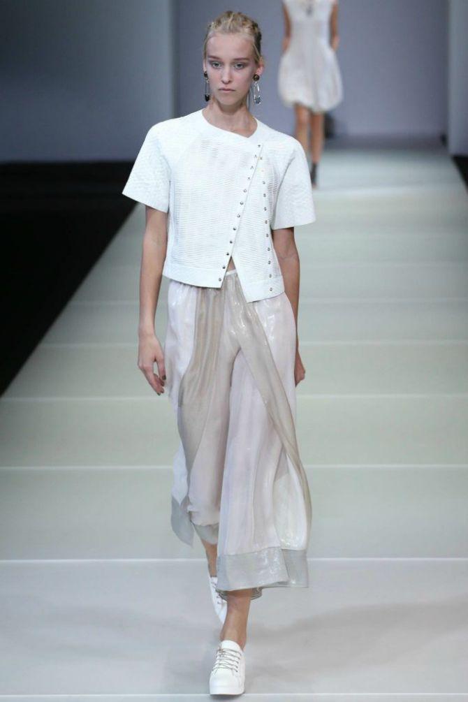 Брюки-кюлоти: з чим носити модний тренд 2020 1