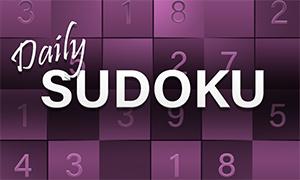 Игра Daily Sudoku