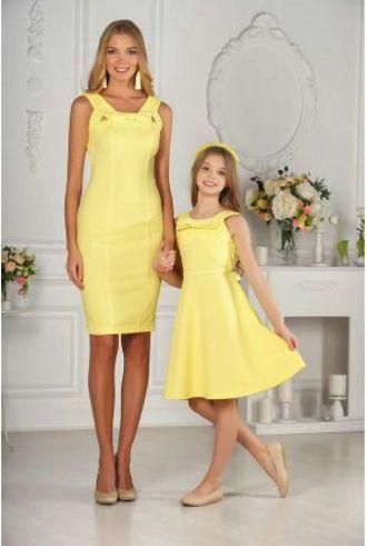 Детские летние платья для маленьких модниц: принты, цвета, фасоны популярные в 2021 1